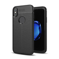 Shockproof Litchi Striae TPU Case Skin Protective Cover for iPhone 8/7/X,8/7Plus