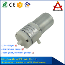 china supplier medical 6v 12v 24v medical micro vacuum pump