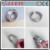 Sanitary Stainless steel pipe fittings union connector