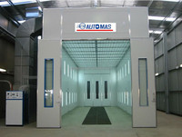 Used Automotive Spary Booth for sale/used Car Paint Shop/Car Spray Paint Baking Booth For Sale