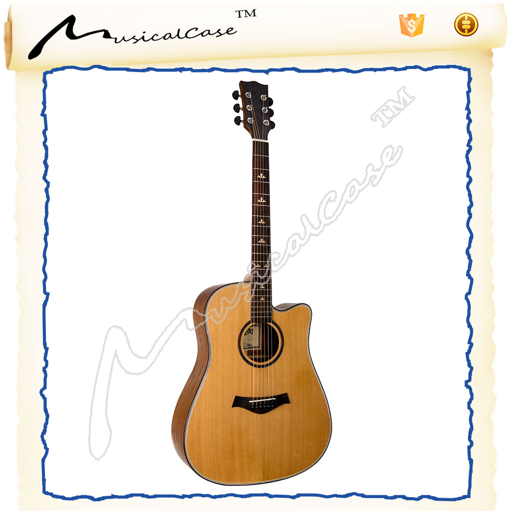 China acoustic kapok guitar