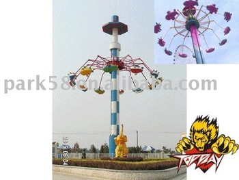 amusement park rides equipment Flight tower