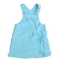 Newborn Girl Baby Overall Skirt WInter Wear Clothes for Baby Dress Cutting Cotton Corduroy Design