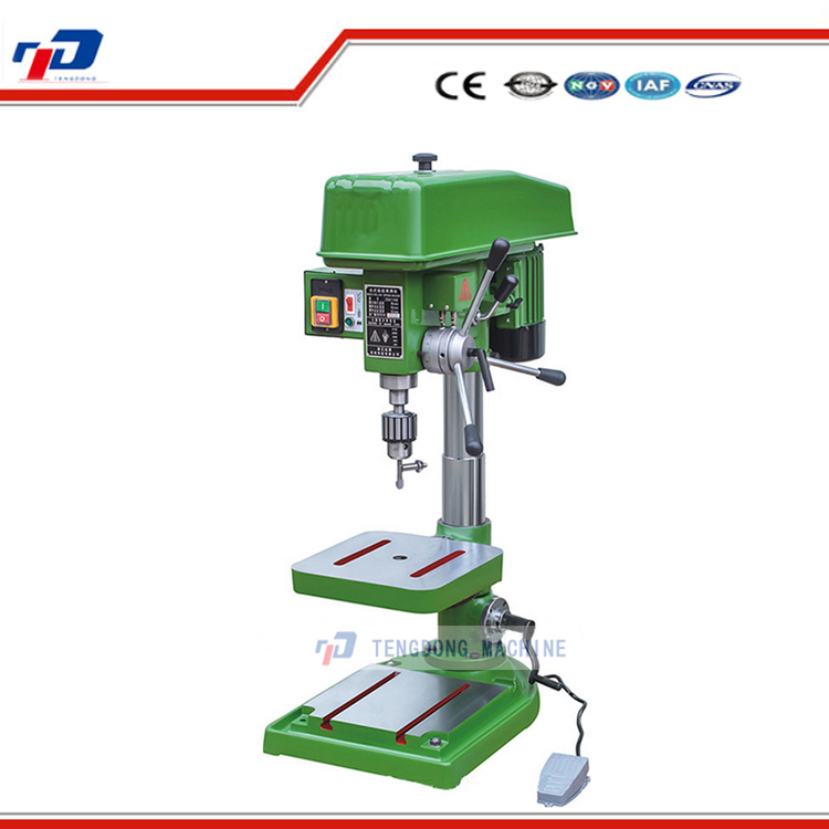 Bench drilling machine in china drilling and tapping machine ZS4112C/ZS4116B