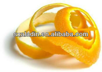 100% Natural Orange Peel Extract Powder