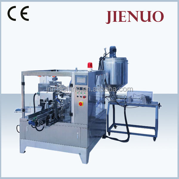 High quality automatic grape lemon fruit juice pouch packing machine