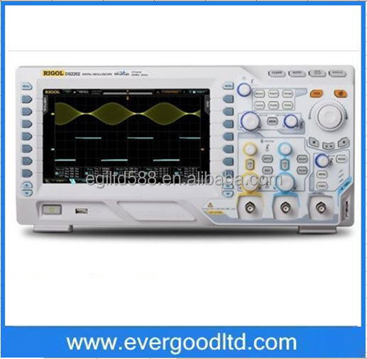 RIGOL DS2072A 70 MHz, 2 Channel Digital Oscilloscope