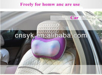 Newest Portable Car Kneading Massage Pillow / neck Massage Cushion