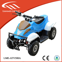 500w Electrical ATV chain driver electric quad for adult