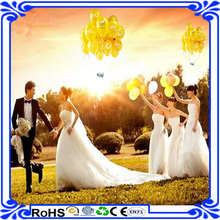 2016 new style flying wedding balloon with camera function
