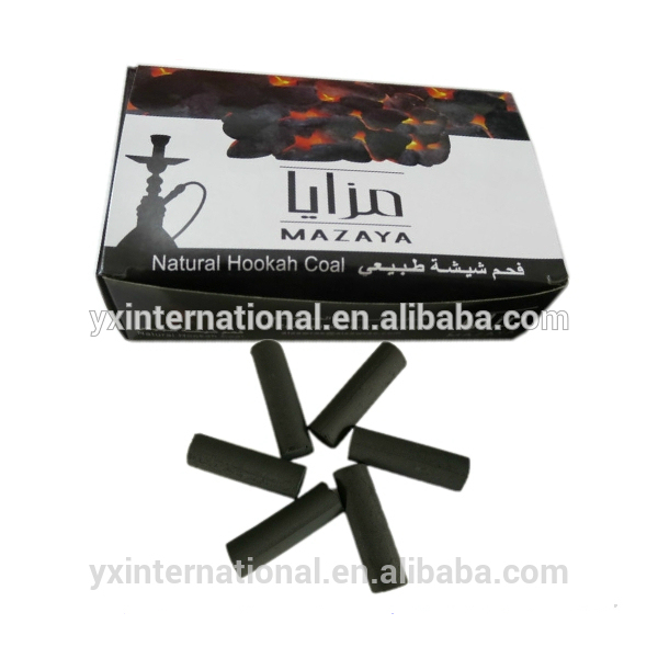 Wholesale bamboo charcoal for hookah