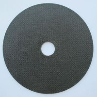 115x1.6x22mm Corundum abrasive and resin cutting disc