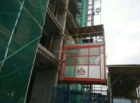 China chongqing construction tower hoist motor/SC200/200G VFD elevator/Lifter/CE Approval for 2016 Vietnam Ho Chi Minh