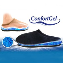 home bedroom women flat cooling gel slippers lady cheap hotel guest eva disposable slipper