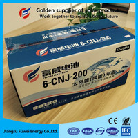 Factory price VRLA sealed maintenance free 24v 200ah deep cycle battery