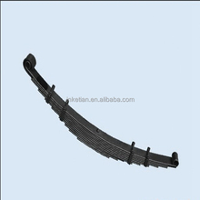 Steel ISO Heavy Duty Semi Trailer Truck Suspension Part Parabolic Leaf Spring Manufacturer