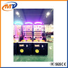 Most attractive game center coin operated basketball game machine for sale with beatuful LED lights