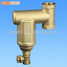 Flange Heating water system dirt / iron / mud filter