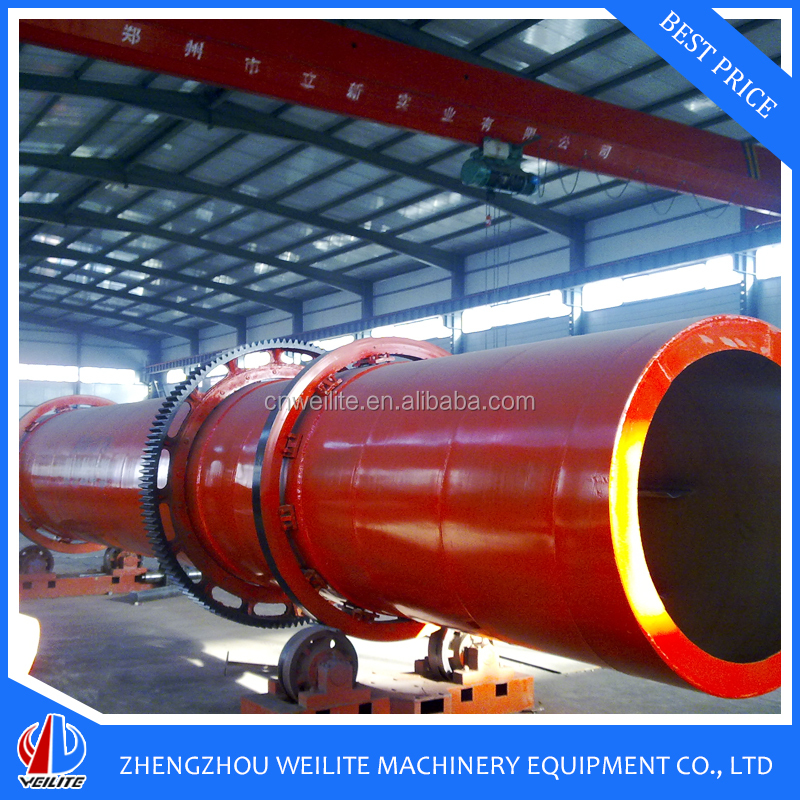 High Efficiency Animal Wastes Dryer/Rotary Dryer for Cow Chicken Manure