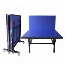 Outdoor standard movable foldable tennis table ping pong table