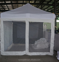 3mx3m new mesh windows gazebo tent