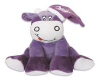 cola audity factory Popular Milka cow purple middle soft toy plush toy