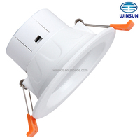 15W dimmable LED Downlight 4 inch with internal driver