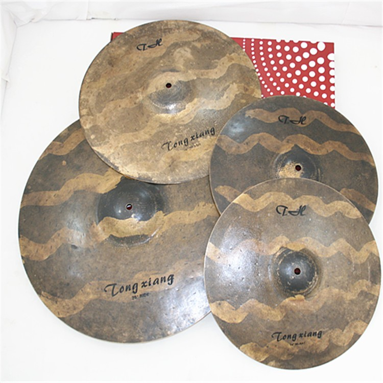 Tongxiang TH-A series drum cymbal Music Instrument