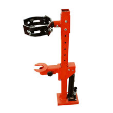 Best Heavy Duty Macpherson Strut Shock Absorber Pneumatic Valve Car Coil Spring Compressor Tool For Sale