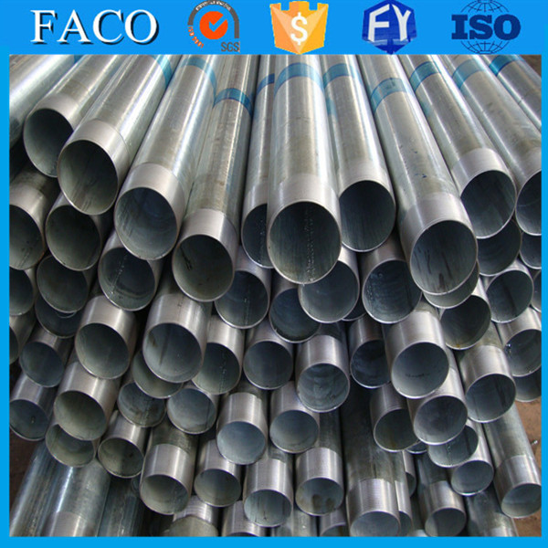steel structure building materials ! galvanized pipe en10305 thermal conductivity galvanized steel pipe
