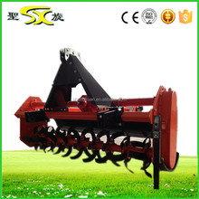 CE approved best soil cultivating machine pto rototillers for sale