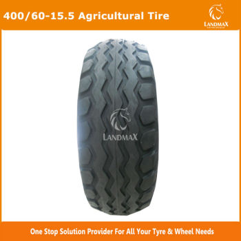 400/60-15.5 I-3 Implement Trailer Tractor Agricultural Tyre
