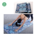 Best Non Toxic no smell effectively abstracting ground cold natural rubber yoga mat eco friendly yoga-mats