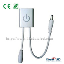 Hot sale DC12V~24V led strip touch dimmer 12v dimmer switch