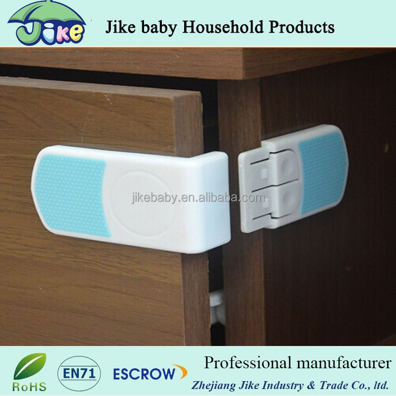 baby safety closet lock plastic cabinet drawer latch