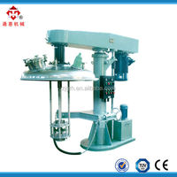 GJD-4 industrial paint dispersing mixing machine for emulsion