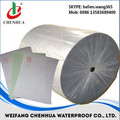 Polyester spunbond nonwoven, Polyester nonwoven reinforcement for SBS APP bitumen membrane