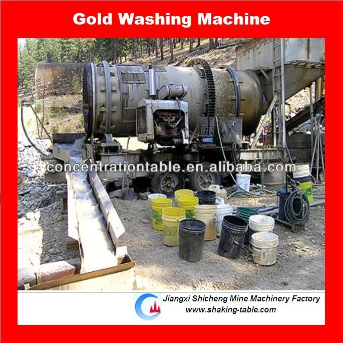 river gold dust recovery machine