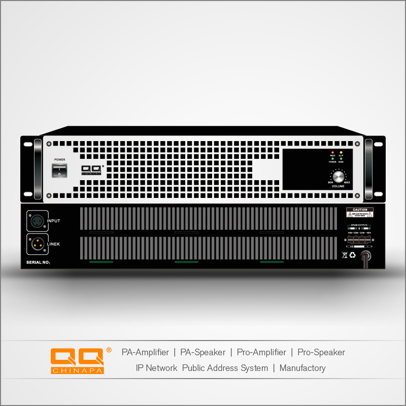 First-Class Manufacture 40000W Crown Power Amplifier