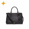 Newly women lady fashion designer saffiano leather chic tote bags