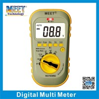 MS-P4DMM2 4000 Count Handheld Digital Multimeter