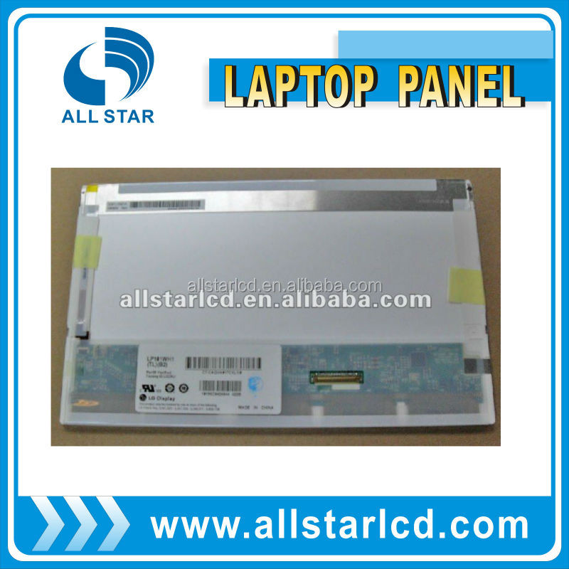 "10.1"" normal 1366*768 screen 40 pins Mini laptop 10.1 ""LCD panal LP101WH1 compatibleLTN101AT03 N101BGE-L21 CLAA101WA01A"