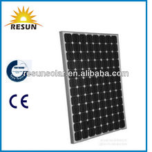 PV solar modules 255W mono solar panel for solar system
