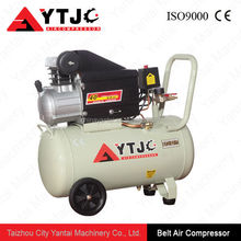 50L air cooling High Quality Piston Air Compressor for factory price