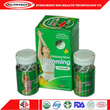 High Quality weight loss slimming dietary supplement capsule for natural max slimming