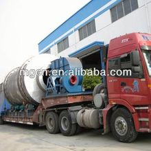 China high quality hot sale rotary sand dryer with vibrating screen for drying sand