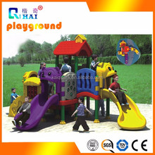 plastic galvanization Kids outdoor playground set outdoor park play equipment kids rock climbing
