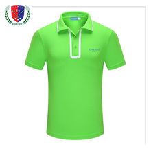 Top quality custom stock service outdoor golf hiking polo shirts