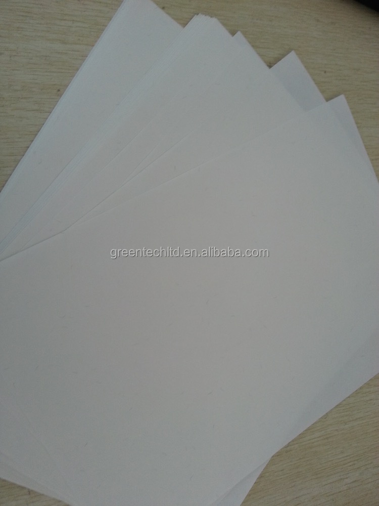 Copy Paper Made From Bagasse Pulp