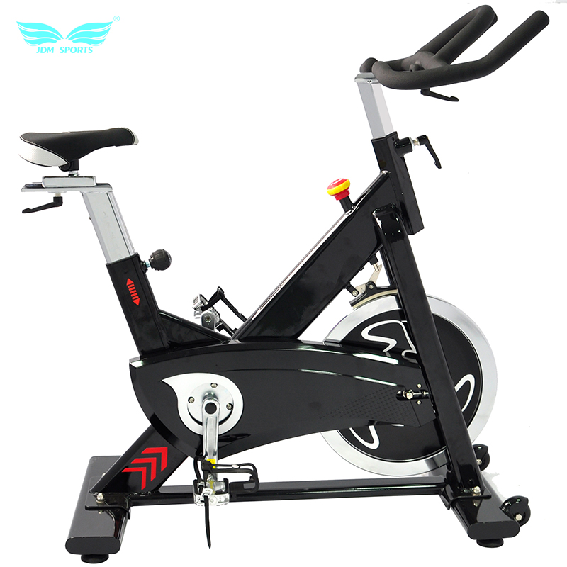 Factory price fitness equipment Indoor upright magnetic spinning bike
